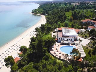 Book Now: Alexander the Great Beach Hotel