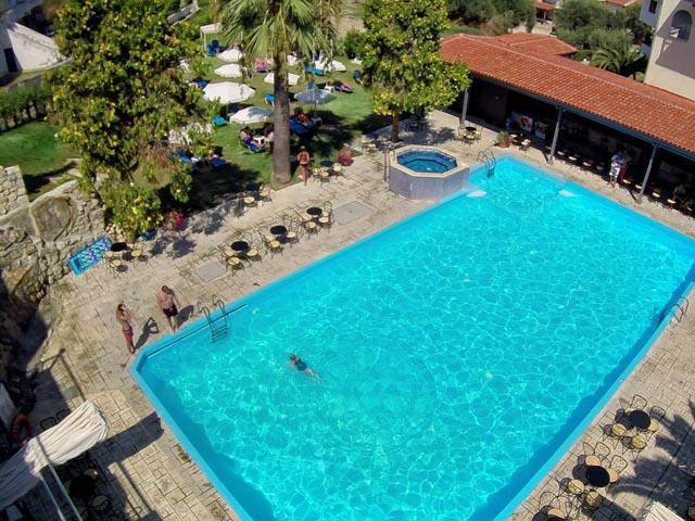 Book Now: Kriopigi Beach Hotel