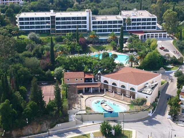 Book Now: Ionian Park Hotel Corfu