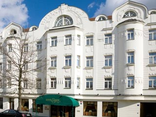 Book Now: Savoy Hotel Prague