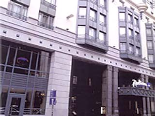 Radisson Sas Hotel Brussels