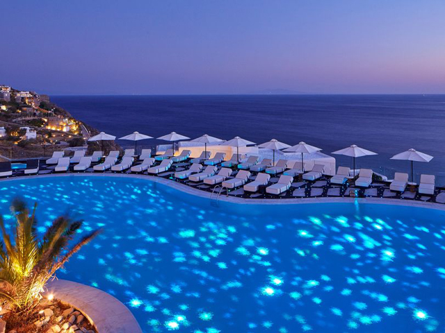 Book Now: Royal Myconian Hotel & Thalassa Spa
