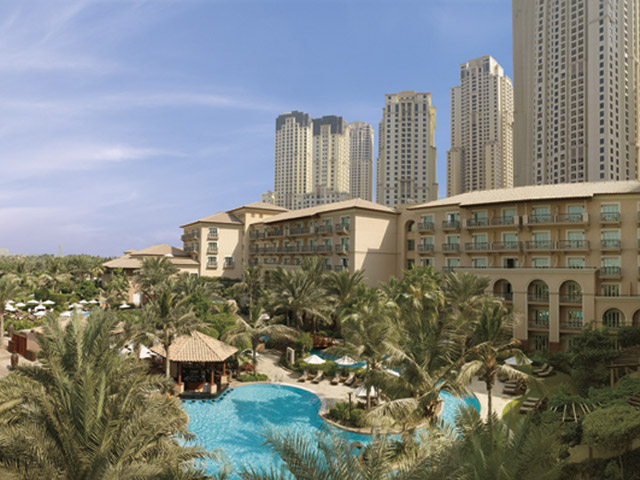 The Ritz Carlton Dubai