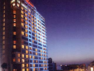 The Crowne Plaza Beirut