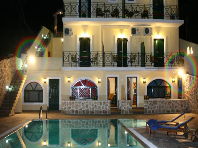 Book Now: Archontiko Loukis Villa