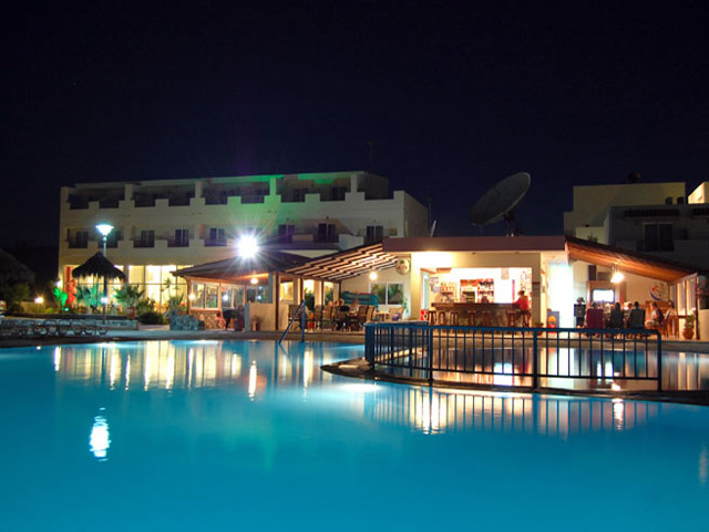 Book Now: Evripides Village Hotel