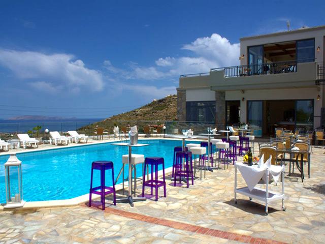 Book Now: Happy Cretan Hotel Apartments Suites
