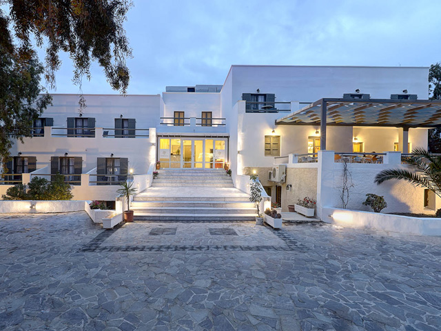 Book Now: Olympic Santorini Hotel