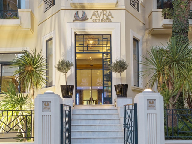 Book Now: Avra City Hotel
