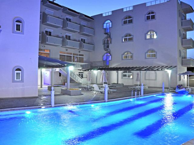 Book Now: Daniel Suites Apartments