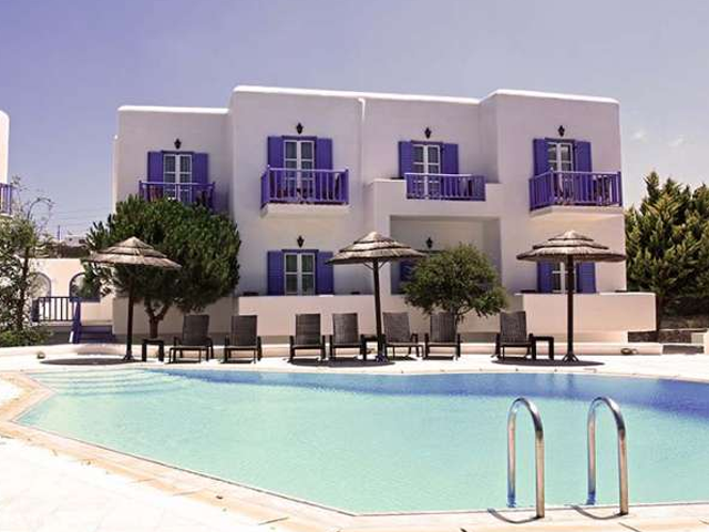 Book Now: Anatolia Hotel Mykonos