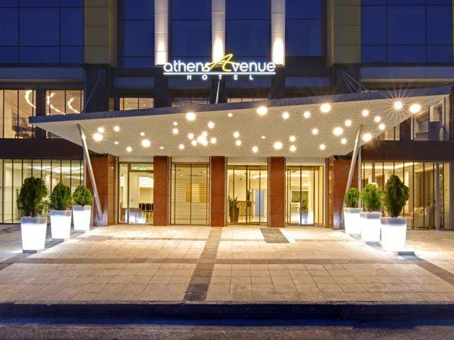 Book Now: Athens Avenue Hotel