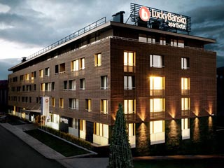 Lucky Bansko, Aparthotel