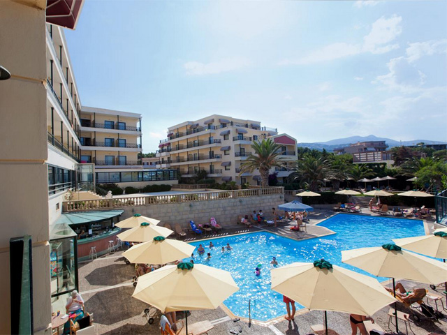 Book Now: Aquis Aquamarina Hotel