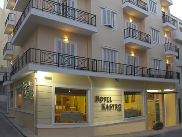 Book Now: Kastro Hotel