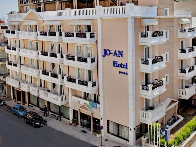 Book Now: Joan Palace Hotel