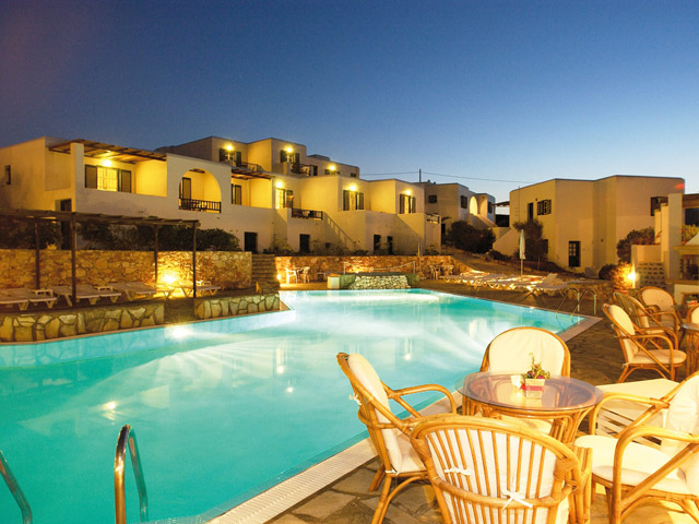 Book Now: Minois Village Hotel Suites & Spa