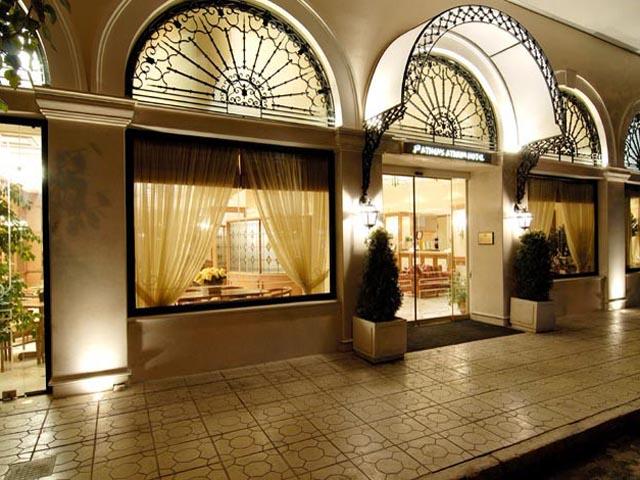 Book Now: Athens Atrium Hotel & Suites