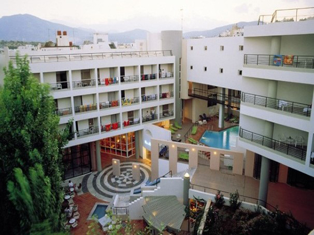 Book Now: Santa Marina Hotel
