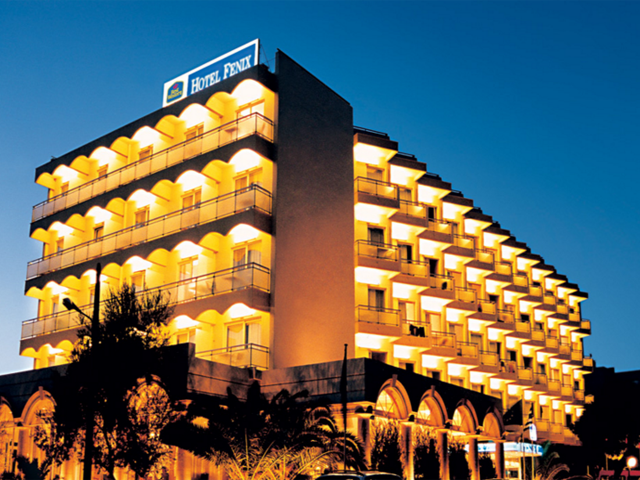 Book Now: Fenix Hotel Best Western