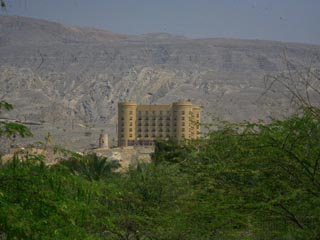 Khatt Springs Hotel & Spa